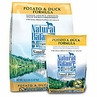 Natural Balance Potato & Duck Formula Small Bite Dry Dog Food 12.5 Lb Bag
