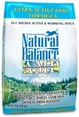 Natural Balance Ultra Active Dog Amp 15 Lbs Bag