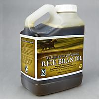 Natural Rice Bran Oil 4 / 1 Gallon Jugs