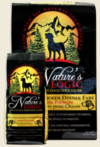 Nature's Logic Chicken Canine Dry Kibble 26.4 lb
