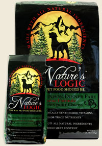 Nature's Logic Venison Canine Dry Kibble 4.4 lb