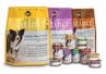 Nature's Variety Instinct Grain-Free Dry and Canned Dog Diets