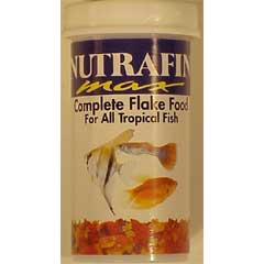 Nutrafin Max Complete Food Flakes, Sample Size