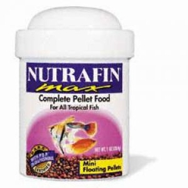 Nutrafin Max Complete Food Pellets, 2.96 oz.