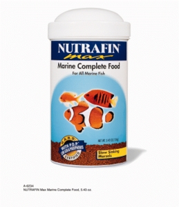 Nutrafin Max Marine Complete Food, 5.43 oz.