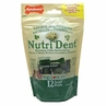 Nutri Dent Brush Bone 12 Pack - Small