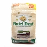 Nutri Dent Brush Bone 24 Pack - Medium Value Pack