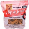 Nutri-Vet Hip & Joint Peanut Butter Large Dog Biscuits, 6 Pound Bag