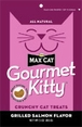 Nutro Max� Cat Gourmet Kitty� Grilled Salmon Flavor Treats 3 oz.