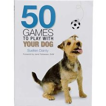 Nylabone Corp 50 Games to Play with Your Dog