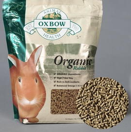 Oxbow Organic Rabbit Bene Terra 3 Lb Bag
