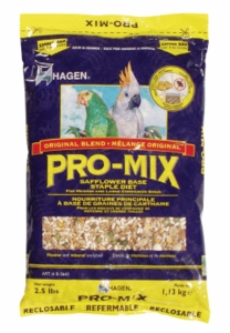 Parrot VME Pro-Mix, 2.5 lbs., bagged