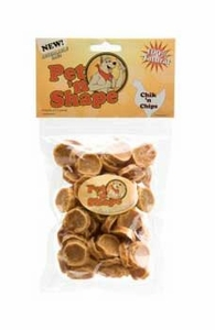 Pet N' Shape Chik N Chips 4 oz