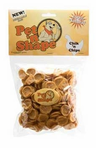 Pet N' Shape Chik N Chips 8 oz