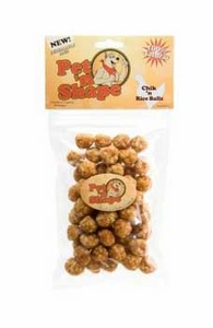 Pet N' Shape Chik N Rice Balls 4 oz