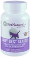 Pet Naturals Daily Best Senior For Cats Fish 100 Tabs