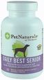 Pet Naturals Daily Best Senior For Dogs 60 Tabs