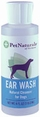 Pet Naturals Ear Wash For Dogs 4 oz