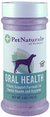 Pet Naturals Oral Health For Dogs 5 oz Shake Bottle