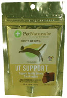 Pet Naturals UT Support For Cats (45 count)