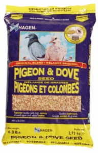 Pigeon & Dove Staple VME Seeds, 6 lbs., bagged