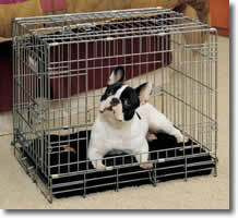 Precision Pets Deluxe 3 Door Sterling Crate