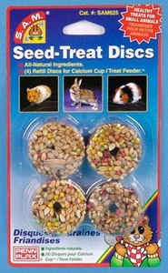 Puffies™ Seed Discs - 4 Package