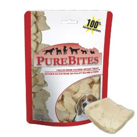 Purebites Freeze Dried Chicken Breast Treats 1.4 oz Bag