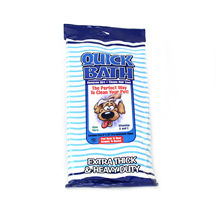 Quick Bath for Dogs 5 ct.