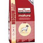 Royal Canin Medium Breed Mature Aging Care 25 Dry Dog Food 30 Lb Bag