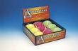 Rubber Dog Toy Tennis Ball - Assorted Colors