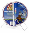 S.A.M. Bubble Toobs� Large Jogging Wheel - Chrome 7 inch