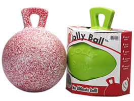 Scented Jolly Ball by Horseman's Pride in 2 Flavors 10