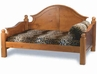 Solid Mahogany and Pine Dog Beds and Pet Furniture SALE!!