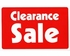 Specials, Clearance and Closeout Items
