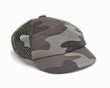 Steppin Out Dog Hats Camouflage Sports Cap