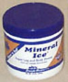 Straight Arrow Mineral Ice 1 lb Jar