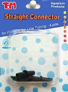 Straight Connector 4 pcs.