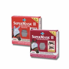 SuperMask II with Ears Arabian Size