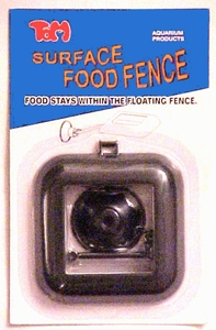 Surface Fish Food Fence