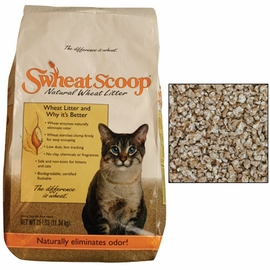 Swheat Scoop Litter 25 Lb Bag