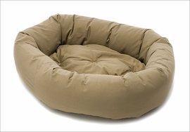 "The Dog Gone Smart Bed - Donut Pet Bed with Nanotechnology Medium (35"" L x 27"" W)"