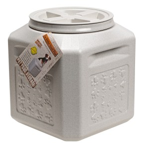 The Vittles Vault Pet Food Storage Container - Holds 25 lbs