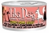 Tiki Dog Lomi Lomi Luau Wild Salmon & Succulent Chicken on Brown Rice in Salmon Consomme Canned Dog Food Case of 12 / 2.8oz Cans