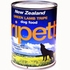 tripett dog food