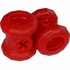 Triple Crown Dog Toy Everlasting Fire Plug Small