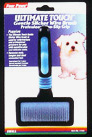 Ultimate Touch Gentle Slicker Wire Brush- For  PUPPIES by Four Paws