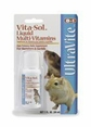 UltraVite Vita-Sol Liquid Multi-Vitamin for Hamsters and Gerbils 1 Fluid oz by 8-in-1