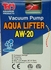 Vacuum PUMP Aqua Lifter AW-20 by TOM