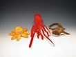 Velvet Sea Creatures Squid Plush Toy